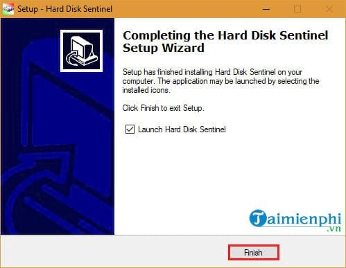 how to install and install hard disk sentinel 6