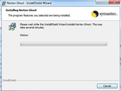 how to download and install norton ghost on your computer