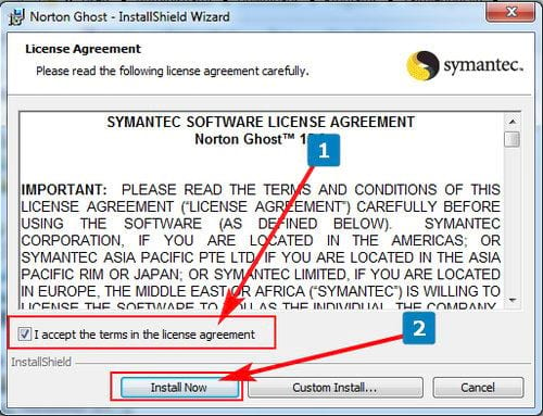 Norton ghost adapter for pc