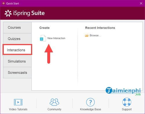 how to download and use the ispring suite to create lessons in accordance with e Learning 15