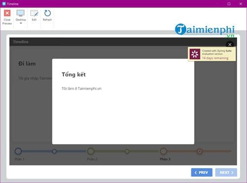 how to download and use the ispring suite to create lessons in accordance with e learning 23