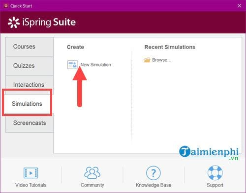 how to download and use the ispring suite to create lessons in accordance with e learning 24