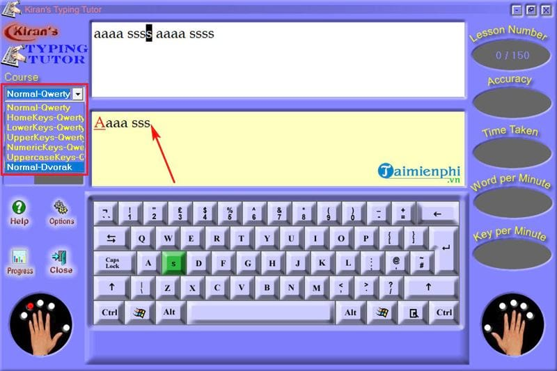 how to use and use kiran s typing tutor to make 10 delicious 12