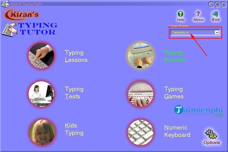 how to use and use kiran s typing tutor to train 10 delicious 4