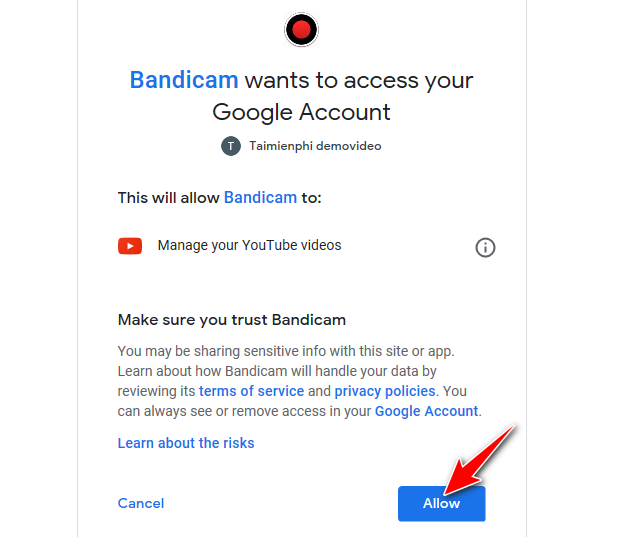 how to download youtube videos directly from bandicam 5