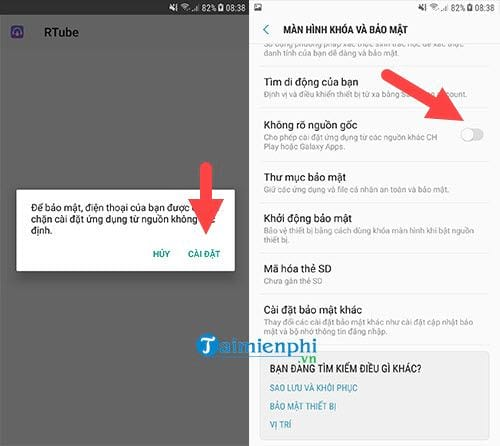 how to download videos on youtube Android smartphone 2
