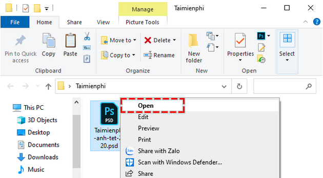 how to create a banner of tet tet 2020 photoshop 2