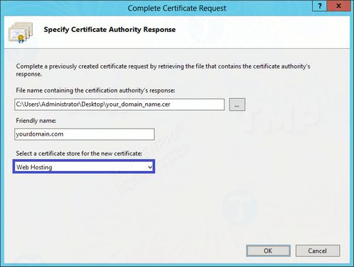 Creating and installing shared data on Windows 8 8 5 24