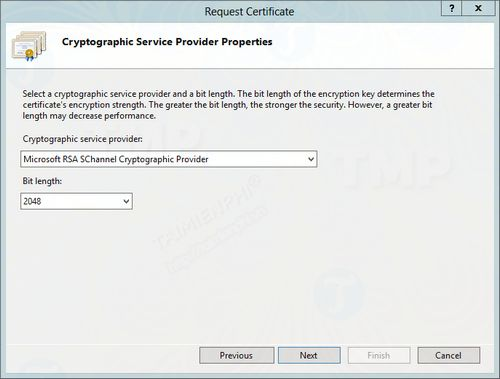 how to create and set up ssl on iis 8 8 5 5