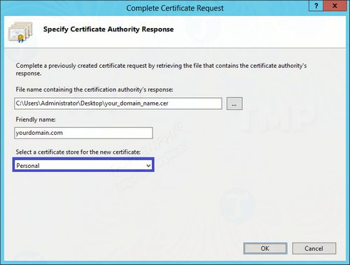 Creating and installing shared data on Windows 8 8 5 10
