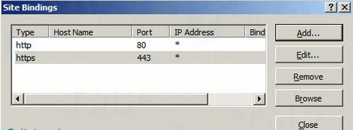 How to create a CSR file and set up a general file in Windows 7 2008 14