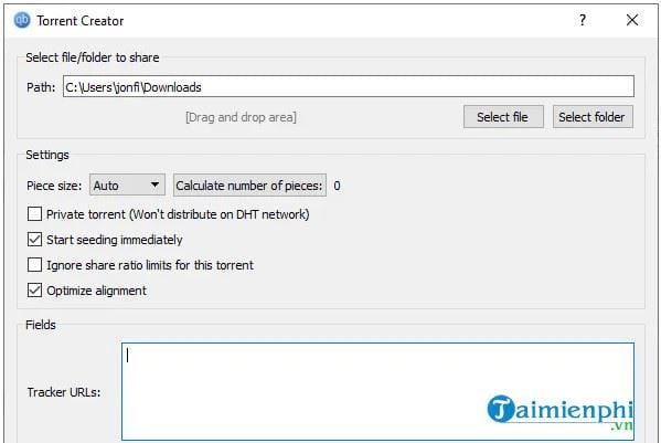 how to create torrent file 2