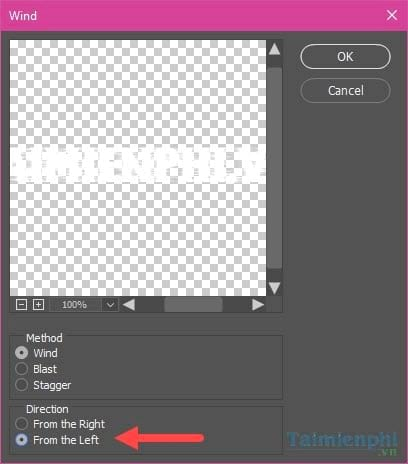How to quickly and easily fly in Photoshop 11