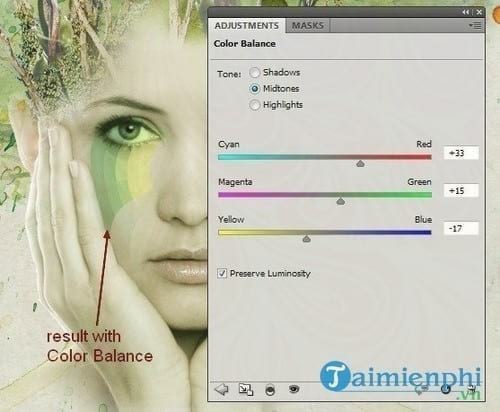 how to show watercolor for your photoshop 24