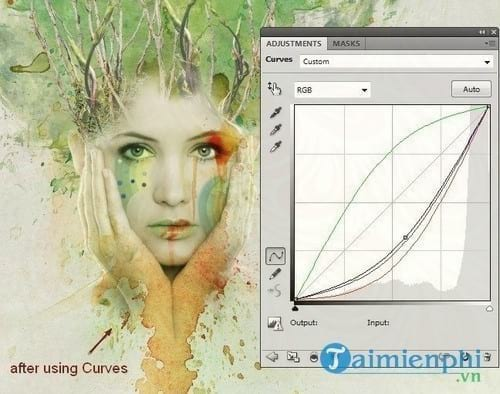How to create watercolor for your photoshop 39