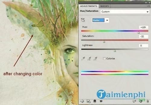 how to create watercolor images for your photoshop 43