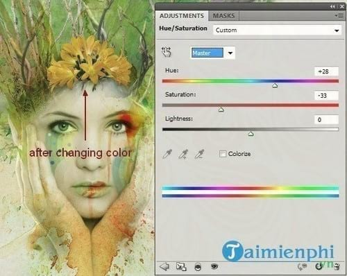 How to create watercolor images for your photoshop 48