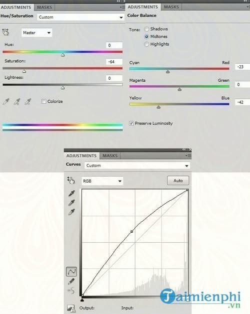 how to show watercolor for photoshop 8