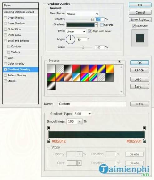 how to create a professional web interface photoshop 12