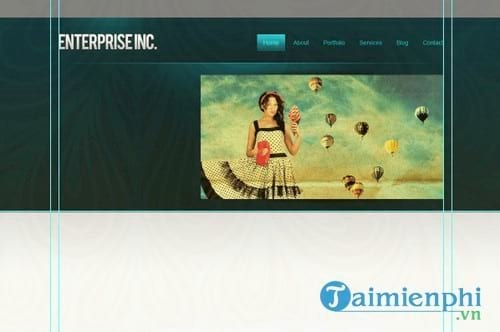 how to create a professional photoshop web interface 37