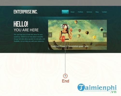 how to create a professional web interface with photoshop 56