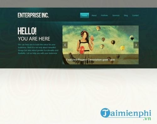 how to create a professional web interface with photoshop 57