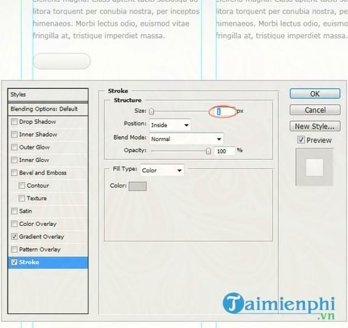 how to create a professional web interface with photoshop 68