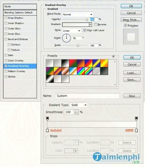 how to create a professional web interface with photoshop 78