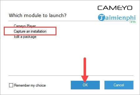 how to create a portable mem cameyo 2