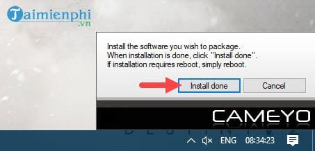 how to create a portable mem cameyo 11