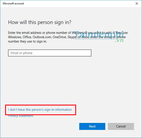 how to create a windows 10 8 7 xp computer
