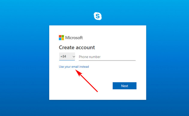 how to create skype phone without phone number 3