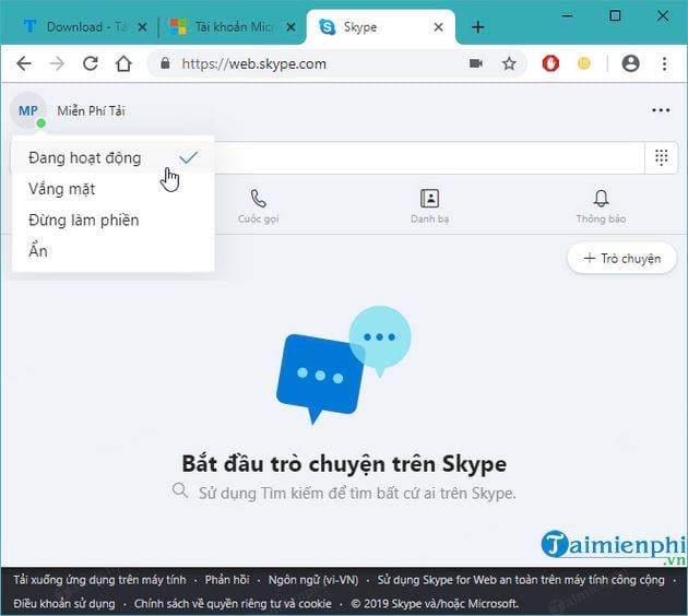 how to create a skype account on the web 13