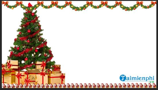 how to create a christmas with photoshop 11