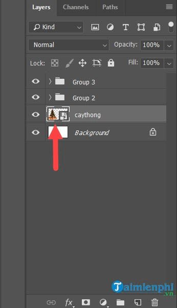 how to create christmas with photoshop 10