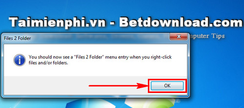 How to create a folder from a file