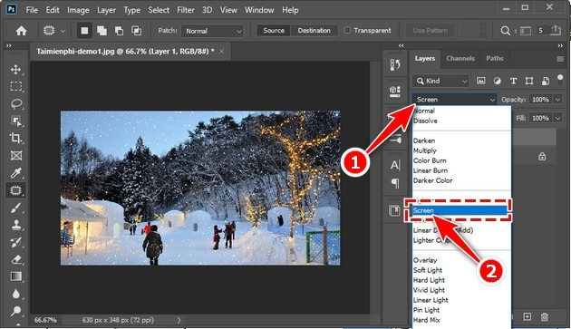 How to create whips in photoshop cc 2020 12