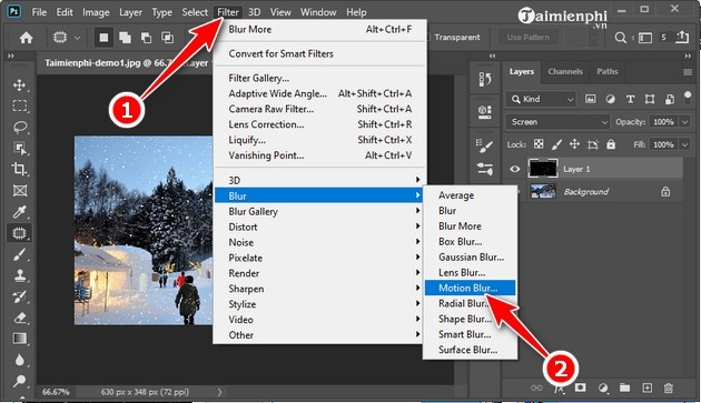 how to create whip in photoshop cc 2020 13