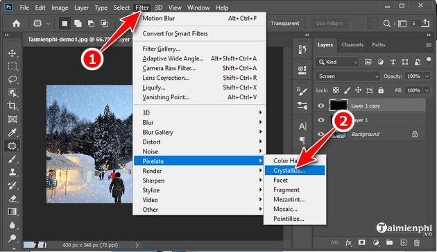 how to create whip in photoshop cc 2020 17