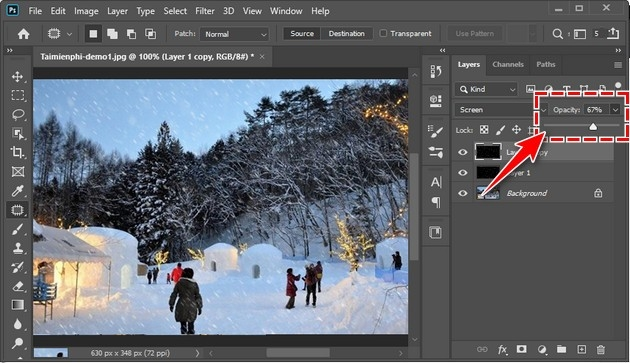 how to create whip in photoshop cc 2020 19