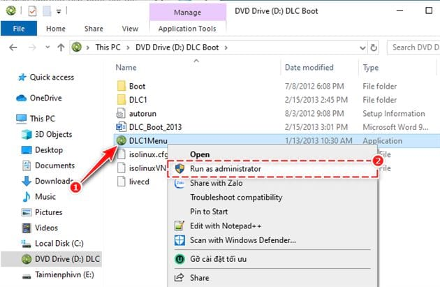 how to create bootable usb with dlc boot 2013 3