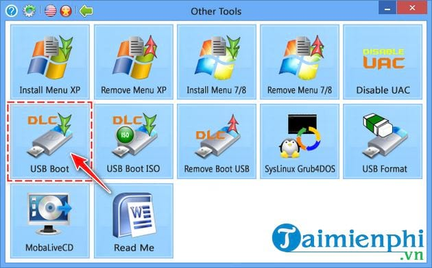 how to create bootable usb with dlc boot 2013 5