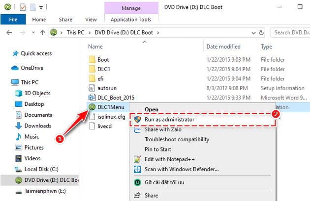 how to create bootable usb with dlc boot 2015 3