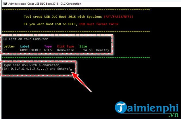 how to create bootable usb with dlc boot 2015 7