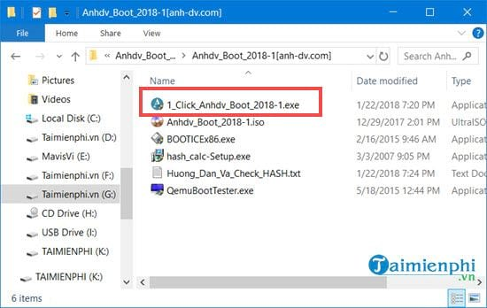 how to create bootable usb flash drive with 1 click 3