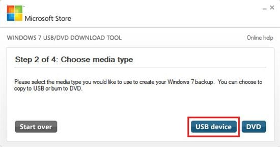 how to create usb with windows bang windows 7 usb download tool