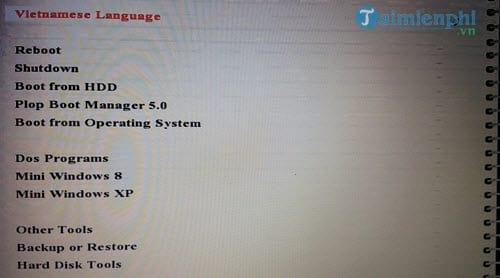 how to create usb ghost de boot ghost computer 15