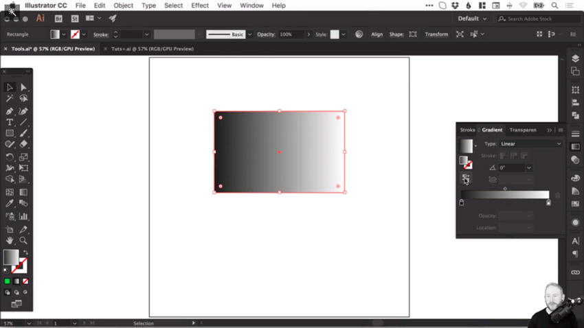 How to create and correct gradients in Adobe Illustrator 2
