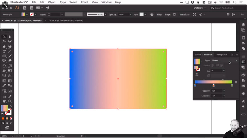 How to create and edit gradients in adobe illustrator 8