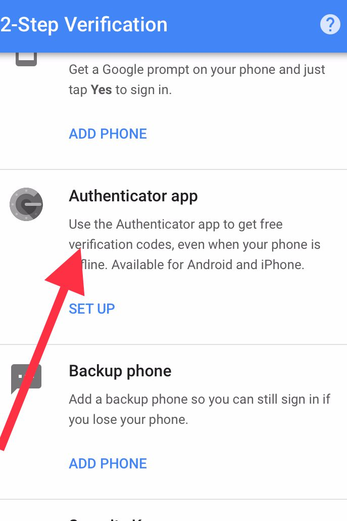 how to create and use google authenticator 2
